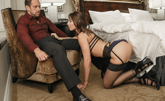 Aidra Fox & Johnny Castle  in Tonight's Girlfriend - Tonight's Girlfriend - Sex Position #1