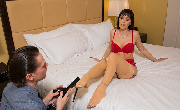 Alana Cruise & Rion King in Tonight's Girlfriend - Tonight's Girlfriend - Sex Position #1