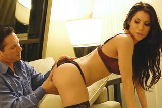 Aleksa Nicole & John Strong  in Tonight's Girlfriend - Tonight's Girlfriend - Sex Position #3