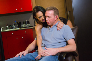 Alektra Blue & Mark Wood in Tonight's Girlfriend - Tonight's Girlfriend - Sex Position #3