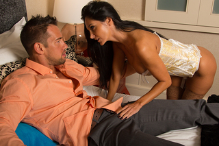 Ava Addams & Johnny Castle  in Tonight's Girlfriend - Tonight's Girlfriend - Sex Position #4