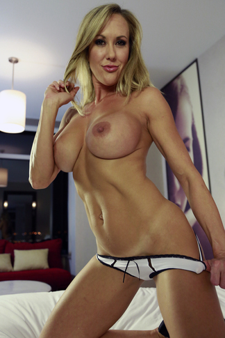Brandi Love  & Levi Cash in Tonight's Girlfriend - Tonight's Girlfriend - Centerfold