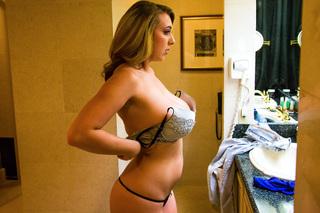 Brooke Wylde & Bruce Venture in Tonight's Girlfriend - Tonight's Girlfriend - Sex Position #1
