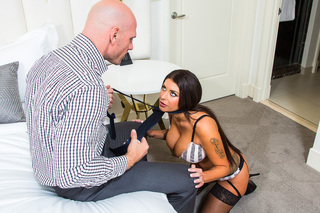 Brook Ultra & Johnny Sins in Tonight's Girlfriend - Tonight's Girlfriend - Sex Position #2