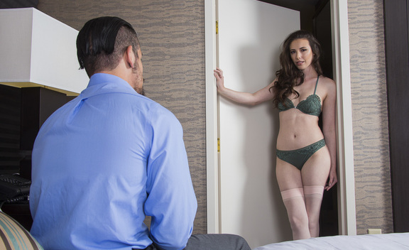 Casey Calvert & Bambino in Tonight's Girlfriend - Tonight's Girlfriend - Sex Position #1