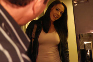 Chanel Preston & John Strong  in Tonight's Girlfriend - Tonight's Girlfriend - Sex Position #1