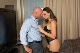 Chanel Preston & Johnny Sins in Tonight's Girlfriend - Tonight's Girlfriend - Sex Position #4
