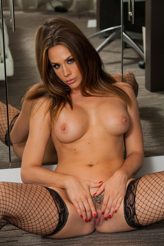 Chanel Preston & Jordan Ash in Tonight's Girlfriend - Tonight's Girlfriend - Centerfold