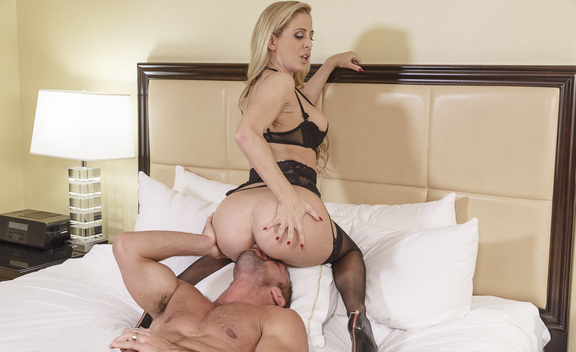Cherie DeVille & Johnny Castle  in Tonight's Girlfriend - Tonight's Girlfriend - Sex Position #3