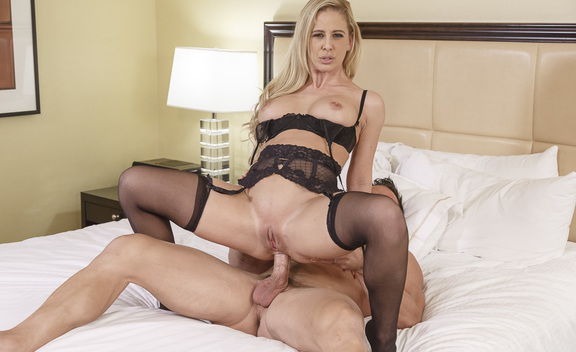 Cherie DeVille & Johnny Castle  in Tonight's Girlfriend - Tonight's Girlfriend - Sex Position #4