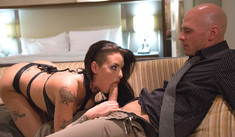 Christy Mack & Johnny Sins - Tonight's Girlfriend - Sex Position #2