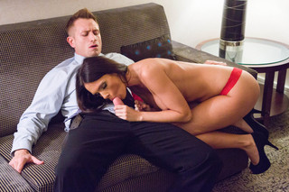 Jennifer Dark & Bill Bailey  in Tonight's Girlfriend - Tonight's Girlfriend - Sex Position #5