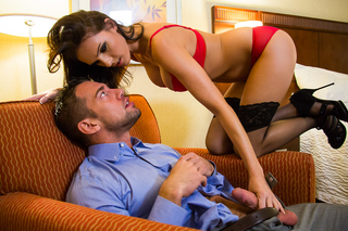 Jennifer Dark & Johnny Castle  in Tonight's Girlfriend - Tonight's Girlfriend - Sex Position #4
