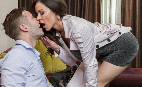 Kendra Lust & Axel Aces in Tonight's Girlfriend - Tonight's Girlfriend - Sex Position #1