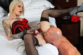 Kleio Valentien & Johnny Sins in Tonight's Girlfriend - Tonight's Girlfriend - Sex Position #8