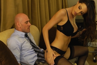 Kortney Kane  & Johnny Sins in Tonight's Girlfriend - Tonight's Girlfriend - Sex Position #4