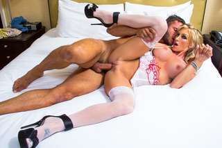 Nadia Hilton & Danny Mountain in Tonight's Girlfriend - Tonight's Girlfriend - Sex Position #8