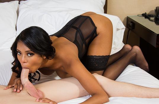 Nia Nacci & Rion Kingin Tonight's Girlfriend - Tonight's Girlfriend - Sex Position #9