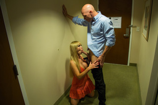 Nikki Benz & Johnny Sins in Tonight's Girlfriend - Tonight's Girlfriend - Sex Position #4