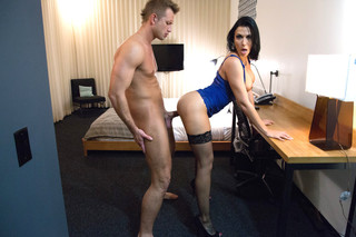 Rachel Starr & Bill Bailey  in Tonight's Girlfriend - Tonight's Girlfriend - Sex Position #8