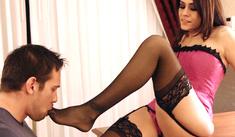 Raylene & Johnny Castle  - Tonight's Girlfriend - Sex Position #1
