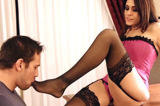 Raylene & Johnny Castle  in Tonight's Girlfriend - Tonight's Girlfriend - Sex Position #3