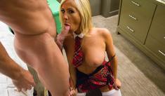 Tasha Reign & Johnny Castle  - Tonight's Girlfriend - Sex Position #2