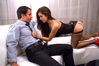 Yurizan Beltran & Alan Stafford  in Tonight's Girlfriend - Tonight's Girlfriend - Sex Position #4