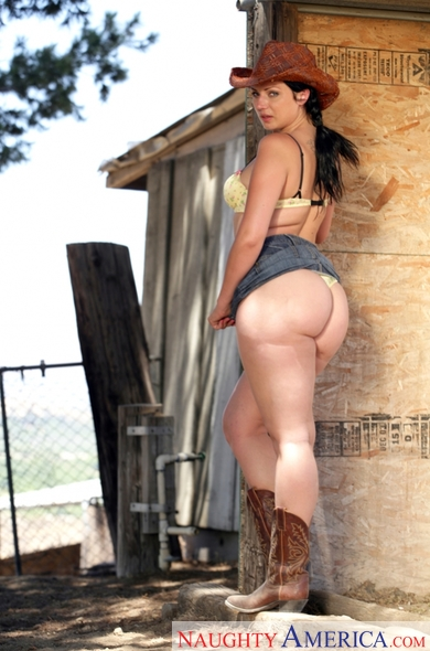 country girl ass