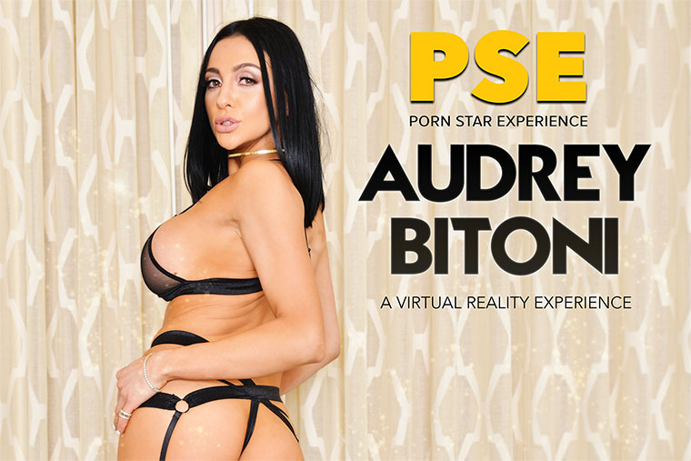 Audrey Bitoni Virtual Sex