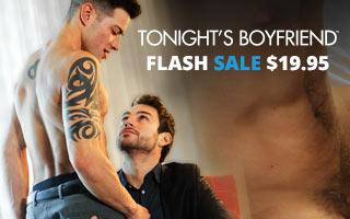 Tonight's Boyfriend Flash Sale - $19.95