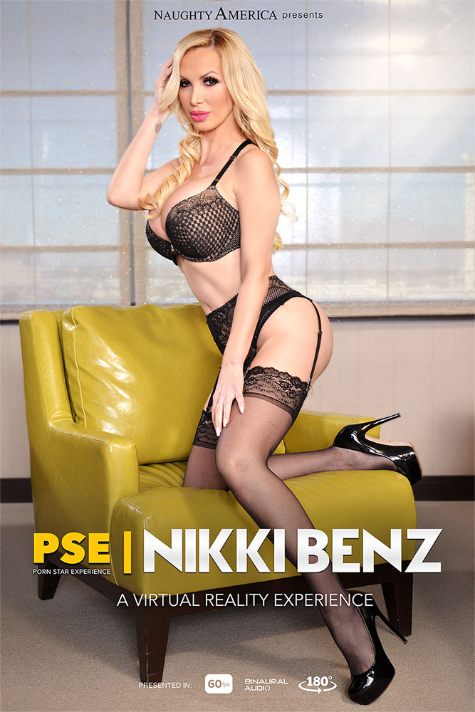 Nikki Benz Porn Star Spa
